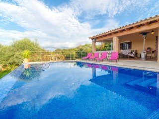 CAN ROCA - Villa for 9 people in Costitx
