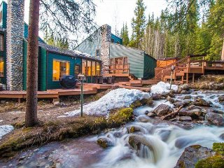 Creekside Chateau Home Hot Tub Breckenridge Colorado Vacation Rental