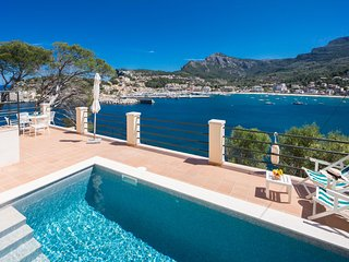 CAN BIRI - villa with private pool and sea views in Soller for 6-10 people