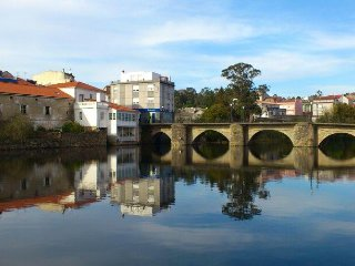 CU  Apartamento Ponte Do Porto a 5 min de Camariñas