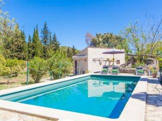 NARGONYANA - villa in Artà for 6 people