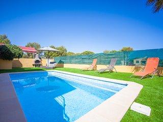JADA - Villa for 9 people in Colonia de Sant Pere ( Montferrutx)
