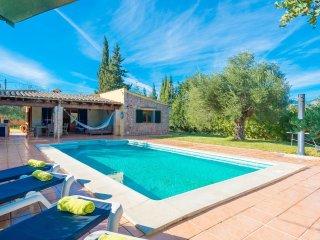 GARRETA - Villa for 4 people in Campanet