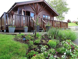 Holiday Lodge in Torbeg at Blackwaterfoot