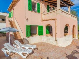 CALA ROMANI 1 - Condo for 7 people in Cala Figuera