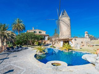 MOLI DE CAN PORRET - Villa for 8 people in campanet
