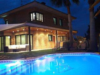 Luxury Villa near Sitges