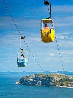 The Great Orme cable car
