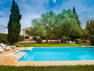 LA FINQUITA - amazing villa with pool in Sant Joan for 8 people