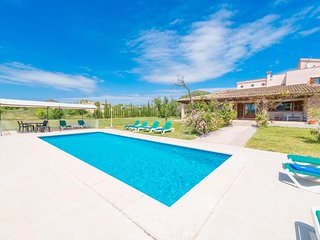PORT VERD - villa in Son Servera for 15 people
