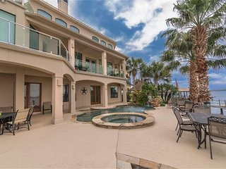 Million Dollar Home off Gulf of Mexico
