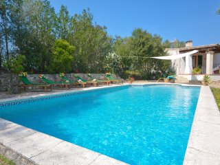 SHORT DHORTELLA - Villa with private pool for 8 people in Sant Joan