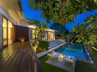 2 Bedrooms Villa Roemah Natamar 10 minutes Berawa Beach Canggu