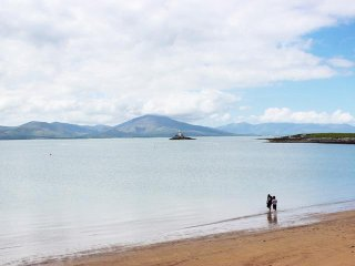 Fenit Beach and Lighthouse