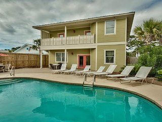 Tropical Crush! - New Game Room! - 8 BR/8 BA - Private Pool