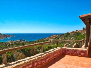 Sea View Cottage Apartment, Near Beach in Wild Sardinia