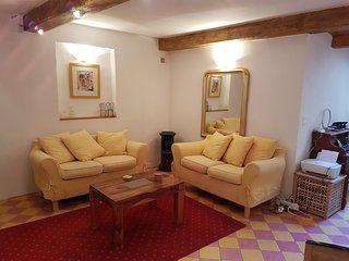 La Maison Jaune in Trausse-Minervois, Near Carcassonne