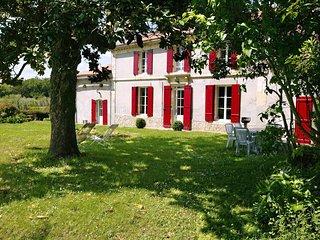 Chateau La Gontrie - Le Magnolia - 2 to 6 guests