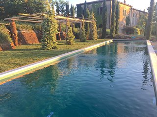 An Ancient   'Convento'  in Tuscany now with Pool  for a Great Holiday