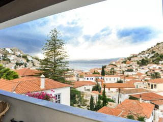 See Hydra Traditional house panoramic view