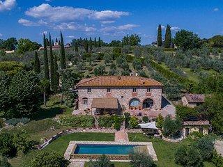 Villa La Pietrina