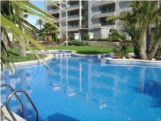 Apartamento de lujo en primera linea de playa - ideal familias