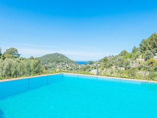 CASA DES MIRADOR - property for 4 people in Estellencs, Tramuntana