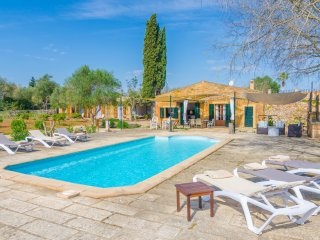 SA PORTASSA SON ARTIGUES - Villa for 7 people in Porreres