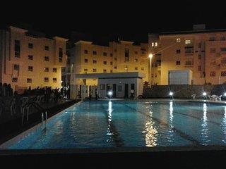 Appartement  rez -de chaussée piscine sécurisée avec gardiennage