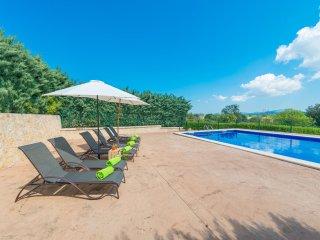 CA NA CLADERA - Villa for 12 people in Maria de la Salut