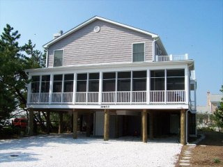 5 bedroom beach home with master suites and private decks