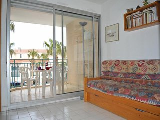 Rental Apartment Argelès-sur-Mer, 1 bedroom, 6 persons