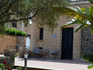 Seaside villa with garden/patio in a residence with beaches and pools- 6 beds