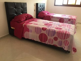 Vacation rental apartments at Oued Laou