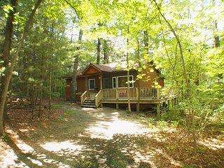 Cabin at Sleepy Creek