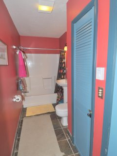 Full Bathroom with Combination Tub/Shower