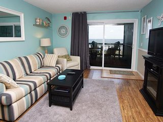 Delightful Direct Oceanfront 2BR/2Bath Condo Windy Hill North Myrtle Beach!