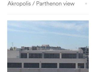 New Retire flat - 360 Akropolis & Lycabettus view