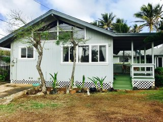 Lovely Oceanfront Cottage Perfect Location! TVNC # 4288