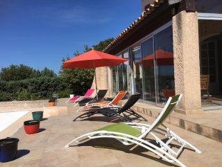 Villa Provencale de charme ideale deux familles/Charming villa ideal 2 families