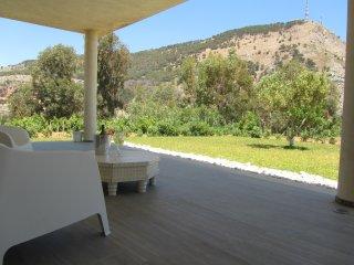 Villa panoramica Bonifato