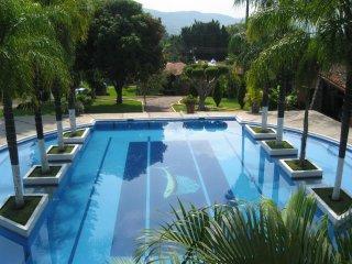 Casa acogedora, calida y silenciosa en Jiutepec, Morelos.