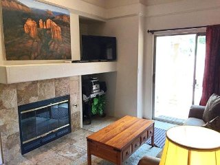 Nice sized Condo with a touch of the Southwest! Centrally located in West