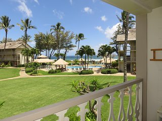 Kauai Kapaa #239 ocean view Vacation Rental condo by owner - Pool and Ocean view