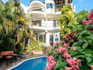 Puerto Vallarta Casa Capri One bedroom Bungalow