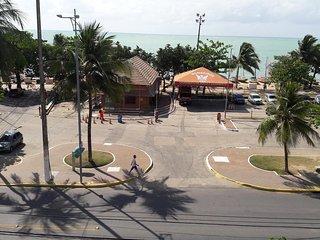 Apartamento completamente mobiliado de frente para o mar de Pajucara
