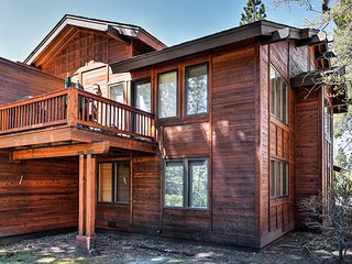 NEW! 3BR Incline Village Condo w/ Mountain Views!