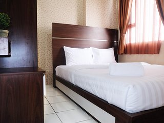 Best Location 2BR Menteng Square By Travelio - Jakarta