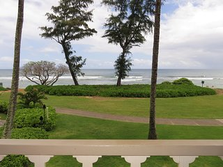 Kauai Kapaa #245 Oceanfront condo Vacation Rental condo by owner - OCEAN !