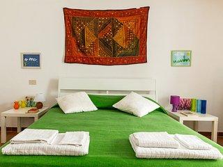 Nel cuore della Kalsa a due passi dal lungomare delizioso appartamento WiFi free